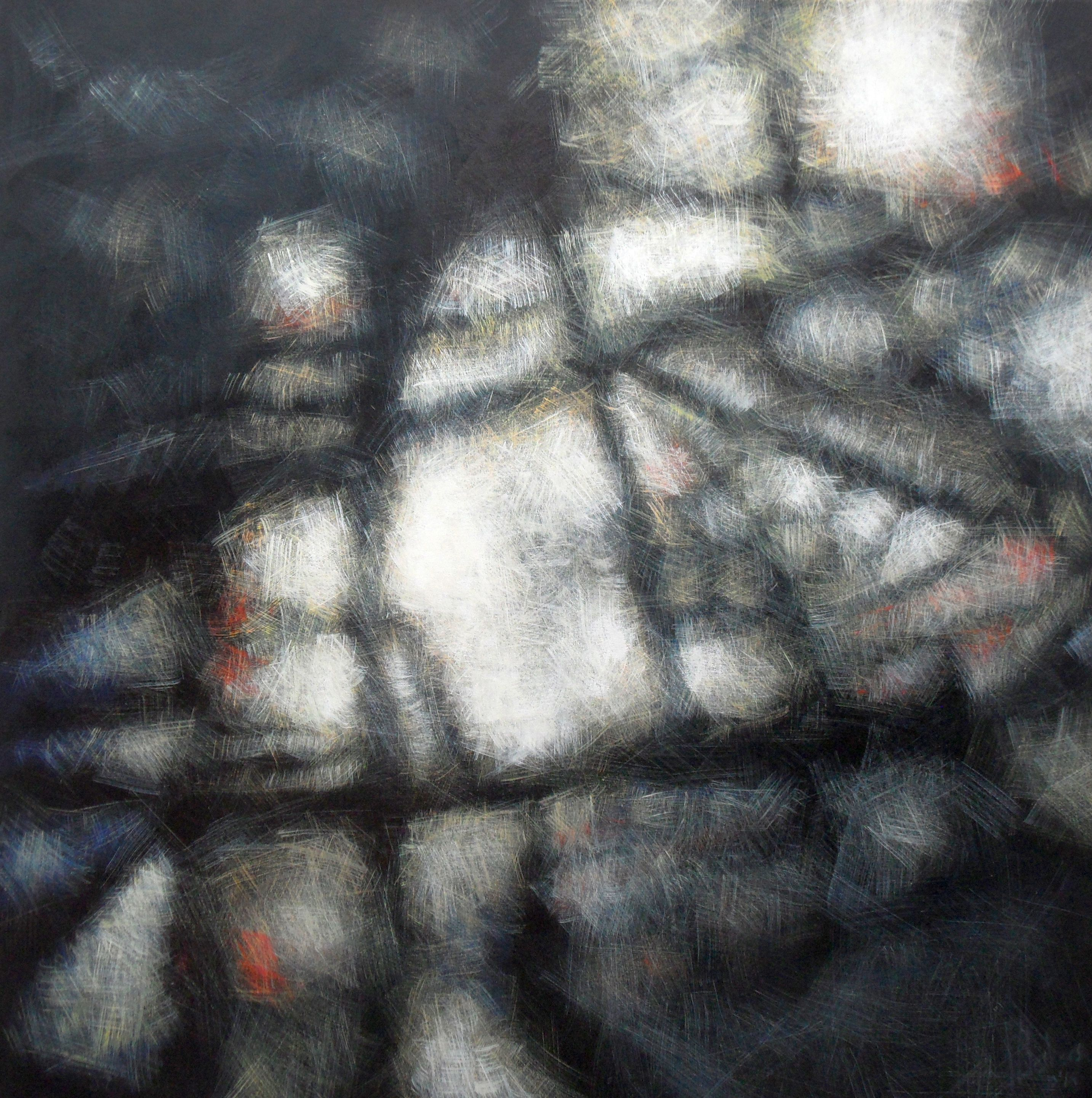 Sunlight Zonlicht willem berkers Oil on canvas